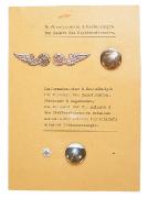 SBB Abzeichen und Knöpfe 1939 #10