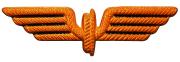 Schweiz Flügelrad Mützenabzeichen #22