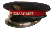 Heilsarmee Mütze #622