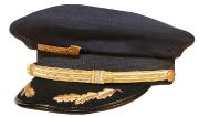Crossair Mütze 1997 #58