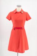 Kleid Bodenpersonal Swissair 1970 #2198