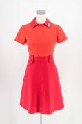 Kleid Bodenpersonal Swissair 1970 #2200