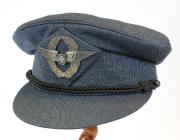 Swissair Mütze Bodenpersonal 1950er #1659