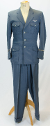 Uniform Swissair Bodenpersonal Senior-Agent 1950er  #1686