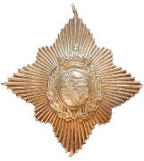 Emblem für Pickelhaube Sachsen #225