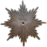 Emblem Untersatz für Pickelhaube #230