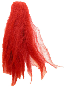 Haarbusch rot #664