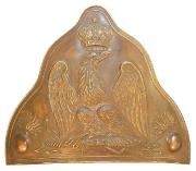 Emblem für Bärenfellmütze 1809 #308