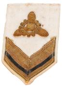 Oberarmabzeichen Sergente Motorista Navale  #723