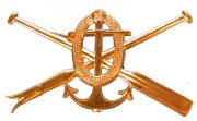 Käppiabzeichen Kriegsbrückenabteilung 1898 #533