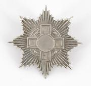 Kavallerie-Stern für Stabsoffiziere #1843