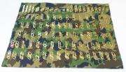 Metallabzeichen für Tarnanzug 1990 #1404