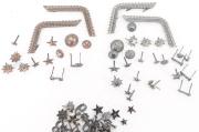 Versuchsabzeichen bronze und grau #1964