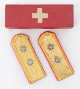 Achselklappen Oberstleutnant Generalstab Ord. 1898 #2072