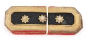 Briden Hauptmann Artillerie Ord. 1875 #1956