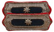 Briden Major Infanterie wenn mitte blau #413