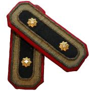 Briden Oberleutnant #498