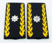 Schulterstücke Brigadier 1995 #1396