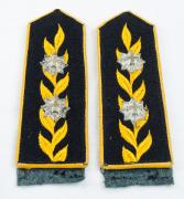 Schulterstücke Divisionär 1949 #1397