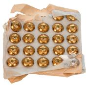 Strahlenkreuz gold #482