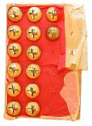 Strahlenkreuz gold #526