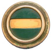 Kokarde für Feldmütze 2. Füsilier Kompanie #488