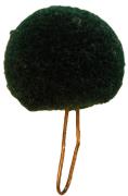 Pompon grün Infanterie 1898 #407