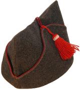 Basel Quartiermütze Artillerie oder Infanterie 1876 #346