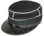 Feldpost Mütze 1898 #334