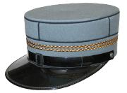 Mütze von WM P. Oberli, Küchenchef der Korea-Mission  #378