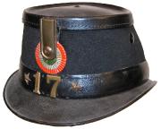 Neuenburg Konischer Hut 1884 #365