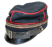 Mütze Oberleutnant ca. 1880 #549