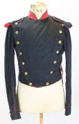 Baselland Uniformfrack Artillerist 1867 #1701