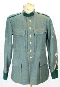 Baselland Waffenrock Schütze Adjutant-Unteroffizier 1915 #1746