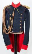 Bern oder Waadt Uniformfrack Offizier Artillerie 1826 #1671
