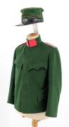 Bluse Oberleutnant Kavallerie Ord. 1898 #2183