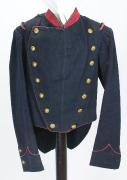 St. Gallen Uniformfrack Artillerist 1840er #1698