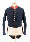 Thurgau Uniformfrack Füsilier und später Jäger  #1818