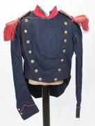 Uniformfrack Artillerist mit Epauletten 1850er #1693