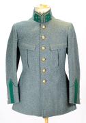 Waffenrock Infanterie Hauptmann 1917 #1745