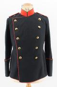 Waffenrock Leutnant der Festungstruppen  #1895
