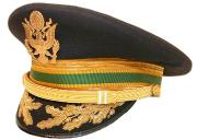 Militärpolizei Mütze hoher Offizier #576