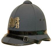 Kantonspolizei Basel Polizeihelm #828