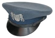 Kantonspolizei Basel Schirmmütze 1954 #820