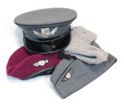 Baselland Mütze, Beret, Policemütze und Wintermütze #1668