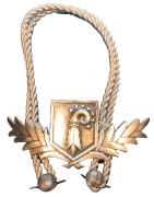 Baselland Sturmband und Mützenabzeichen #813