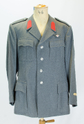 Baselland Waffenrock Wachtmeister 1975 #1684