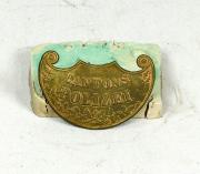 Cantons Polizei Zürich 1847 #1161