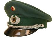 Deutschland Mütze Bundespolizei #829