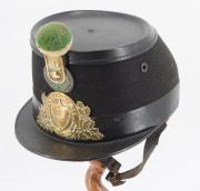 Gendarmerie Waadtland Tschako 1860er #1905
